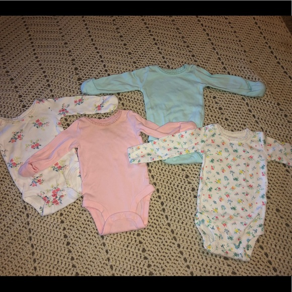 Carter's Other - Carters NB outfit